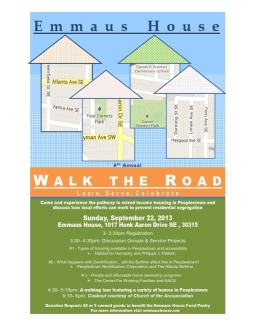 Walk the Road Flier with schedule_001